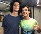 Gabriel Borgongino e Drico Alves | Divulgação
