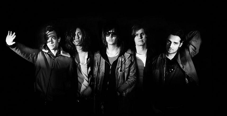 The Strokes no permitiu transmisso 360 de seu show no Lollapalooza (Foto: Divulgao)