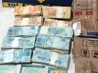 Motorista é preso com R$ 90 mil em semirreboque de caminhão em MT