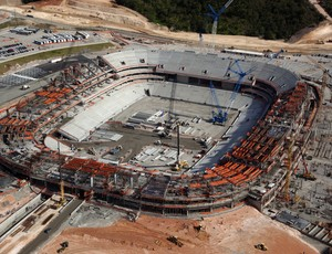Arena Pernambuco (Foto: Eduardo Martino/documentography)