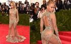 Met Gala celebridades sem lingerie