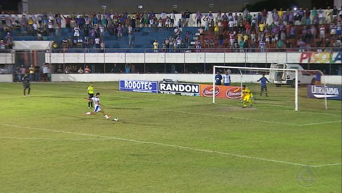 Itabaiana x Campinense, Série D (Foto: Reprodução / TV Cabo Branco)