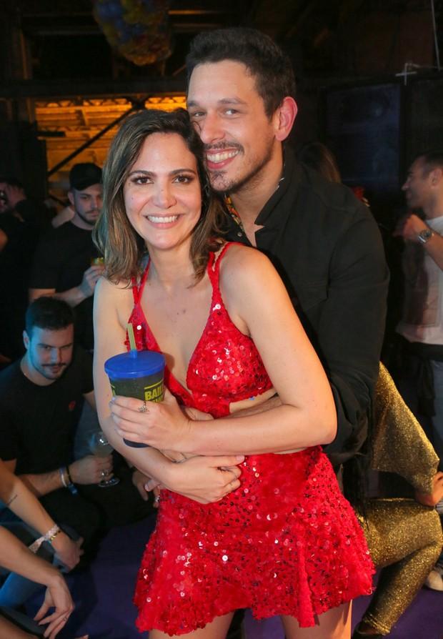 Joao Vicente de Castro e Carol Sampaio  (Foto: Reginaldo Teixeira/CS Eventos Divulgação)