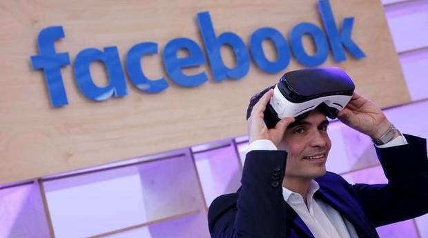O Facebook, em 2014, pagou 3 bilhões de dólares para adquirir a Oculus e manter seus funcionários (Foto: Reuters)