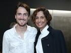Camila Pitanga vai com o namorado, Igor Angelkorte, a pré-estreia no Rio