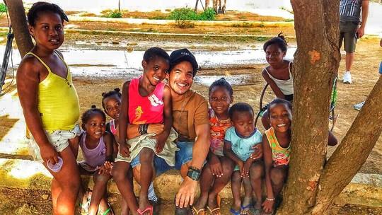 Leo Souza conhece comunidade quilombola em Baraúna