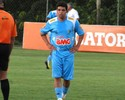 Kerlon é atração em jogo-treino entre time B do Cruzeiro e Nacional-MG