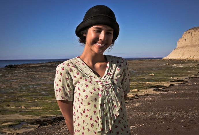 Yanna será criada de Mariana, personagem de Marjorie Estiano (Foto: Gabriel Nascimento/Gshow)