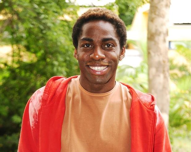 Lázaro Ramos como Foguinho na novela Cobras & Lagartos (2006) (Foto: Globo/Márcio de Souza)