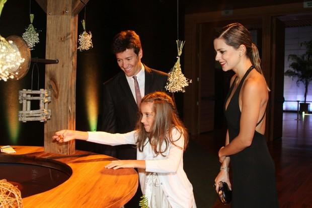 Rodrigo Faro e familia (Foto: Thiago Duran/AgNews)