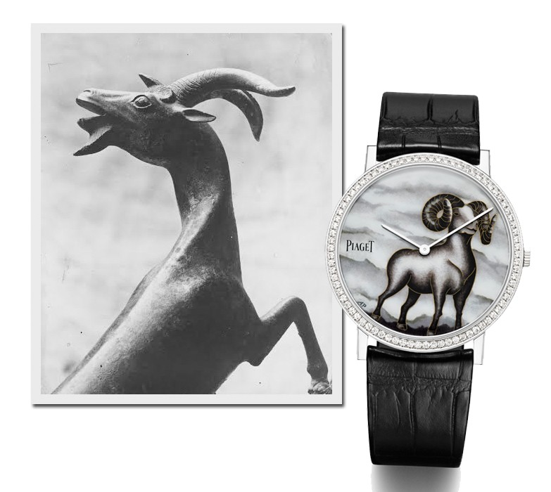 585c129383f Horóscopo chinês  Piaget lança relógio exclusivíssimo em homenagem ...