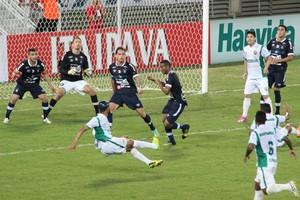 Cuiabá é o campeão da Copa Verde (Foto: Christian Guimarães)