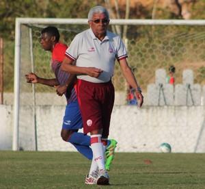 Givanildo Oliveira  (Foto: Léo Lemos/Náutico)