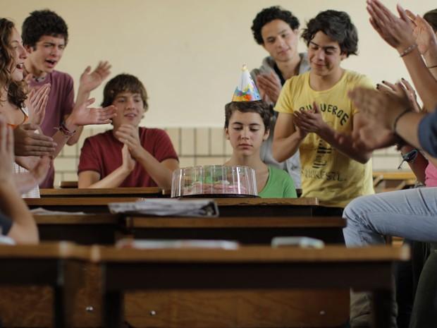 A atriz Tessa Ia é protagonista do filme 'Depois de Lúcia' (Foto: Divulgação)