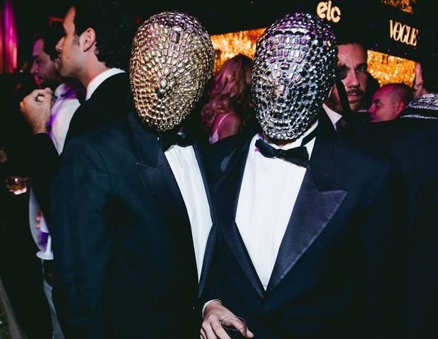 La Grande Folie: os melhores mascarados (as) do Baile da Vogue 2015 (Foto: Editora Globo)