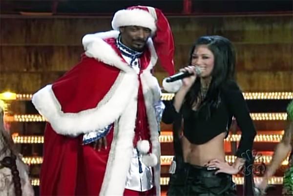 Snoop Dogg e PussyCat Dolls (Foto: Reprodução / YouTube)