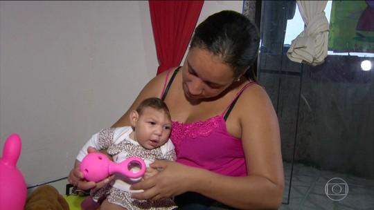 Bebês com vírus da zika podem ter problemas além da microcefalia