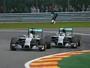 Ai ai ai! Relembre 5 acidentes entre companheiros de equipe na Fórmula 1