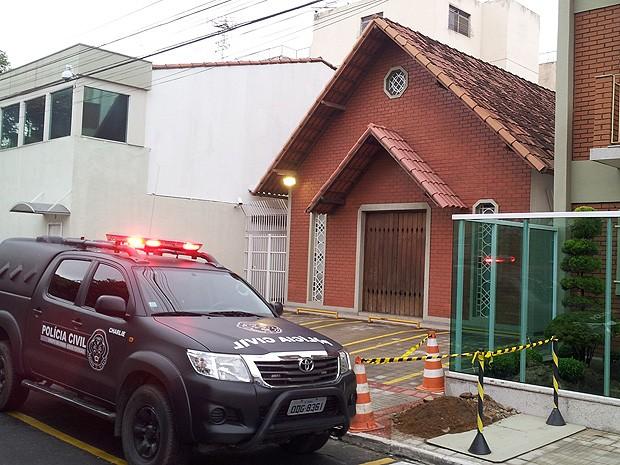 Presbitério da Igreja Cristã Maranata foi interditado judicialmente, diz polícia