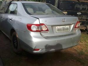 Veículo foi roubado no último dia sábado, 3. (Foto: Divulgação/Polícia Civil   )