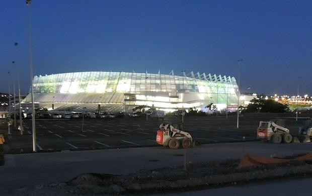 Arena Pernambuco Náutico x Sporting (Foto: Elton de Castro)