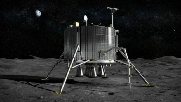 Missão será primeira de uma série para preparar retorno de humanos a Lua  (Foto: ESA)