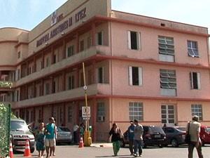 Hospital Aristides Maltez (Foto: Reprodução/TV Bahia)