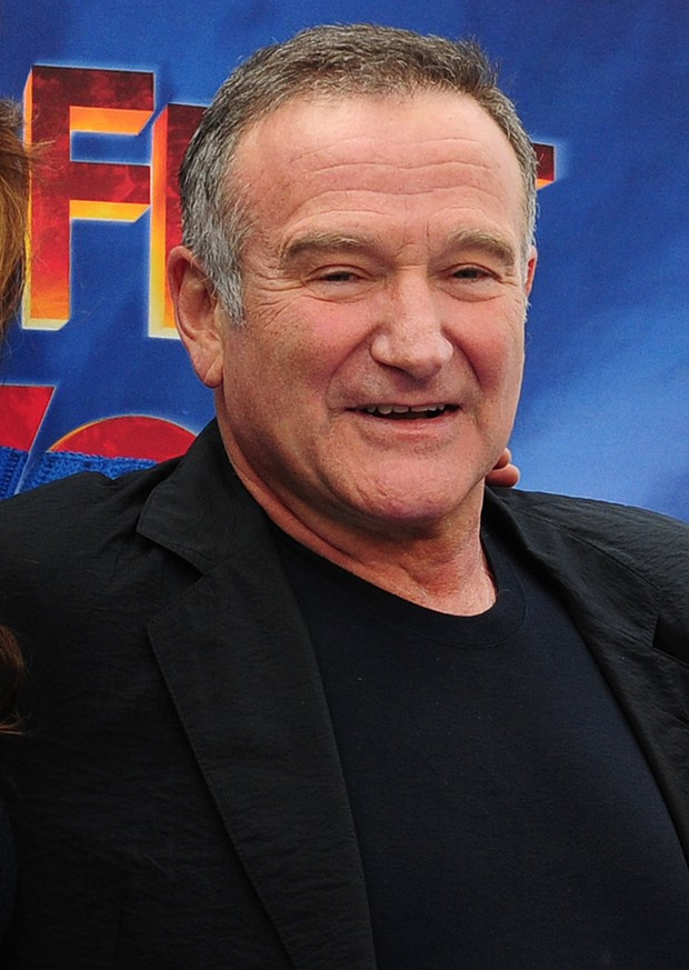 Robin Williams (Foto: AFP)
