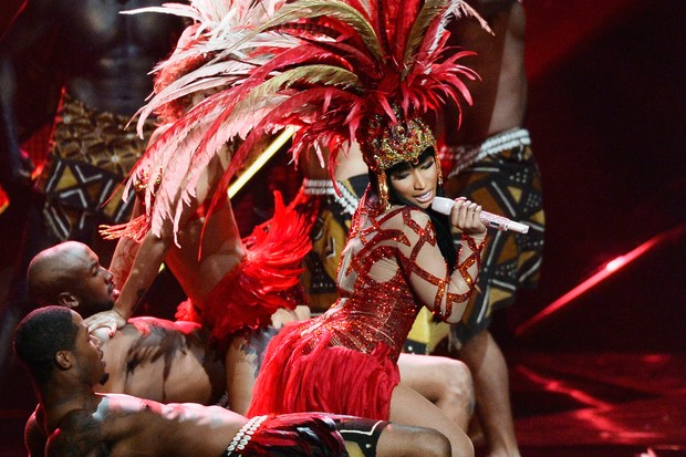 Nicki Minaj  (Foto: Getty Images / AFP)