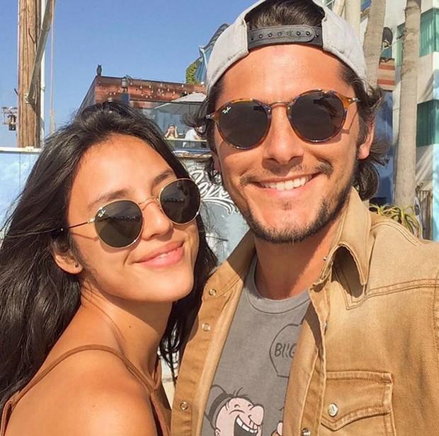 Yanna e Bruno Gissoni