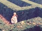 Bruna Marquezine mostra vídeo em labirinto em Viena: 'Fiquei presa!'
