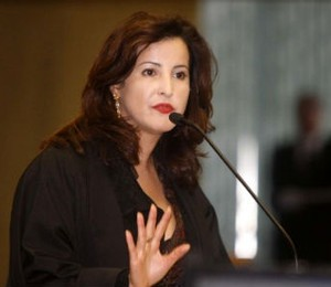 A advogada Roberta Rangel, mulher do ministro do STF Dias Toffoli (Foto: Divulgação)