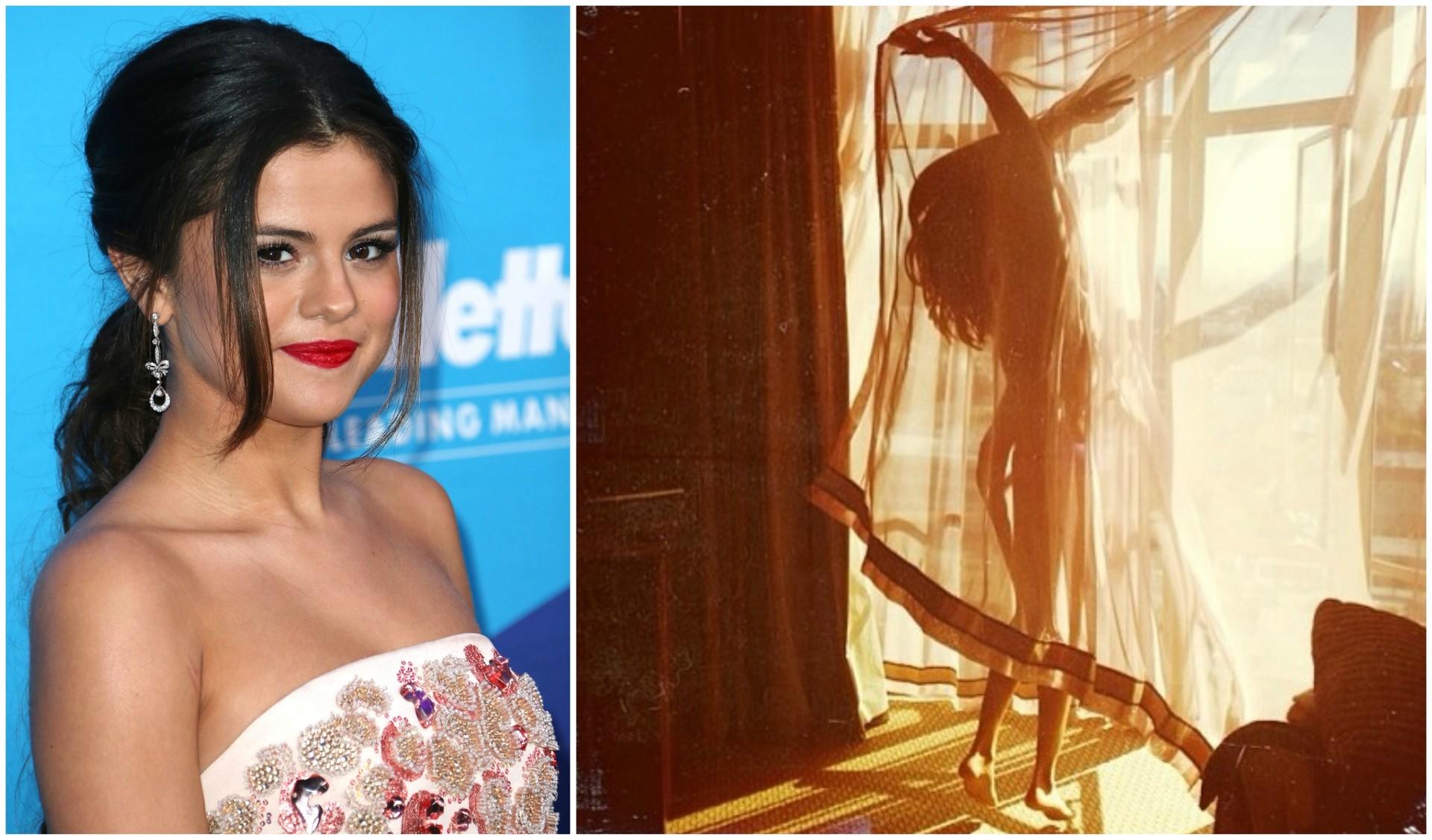 Selena Gomez E Sua Foto Sem Nenhuma Roupa Getty Images