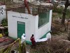 Número de mortos pelo furacão Matthew no Haiti chega a 842
