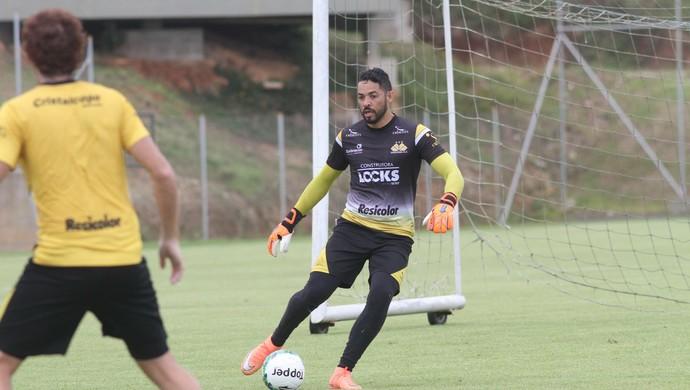 Luiz Criciúma (Foto: Fernando Ribeiro/www.criciuma.com.br)