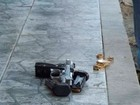 Suspeitos vestidos de garis executam homem em Mossoró, RN