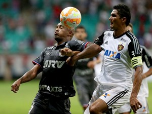 Bahia x Sport (Foto: Felipe Oliveira/Divulgação/EC Bahia)