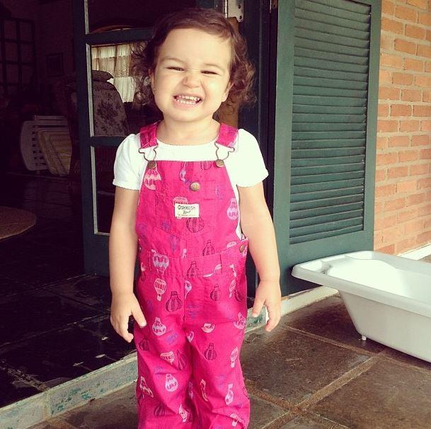 Laura, filha de Mariana Belém (Foto: Reprodução/Instagram)