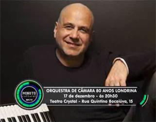 Orquestra Londrina (Foto: Reprodução/ RPC TV)