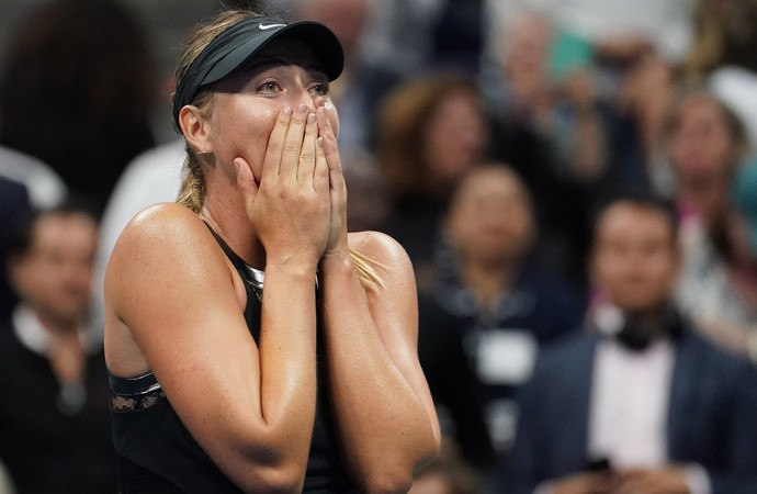 Maria Sharapova US Open (Foto: Reuters)