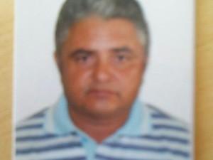 Imagem do suspeito de atirar no delegado foi divulgada nas redes sociais (Foto: Divulgação / Polícia Civil)