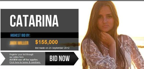 Lance mais alto ultrapassa o valor de R$ 300 mil (Foto: Virgins Wanted/Divulgação)