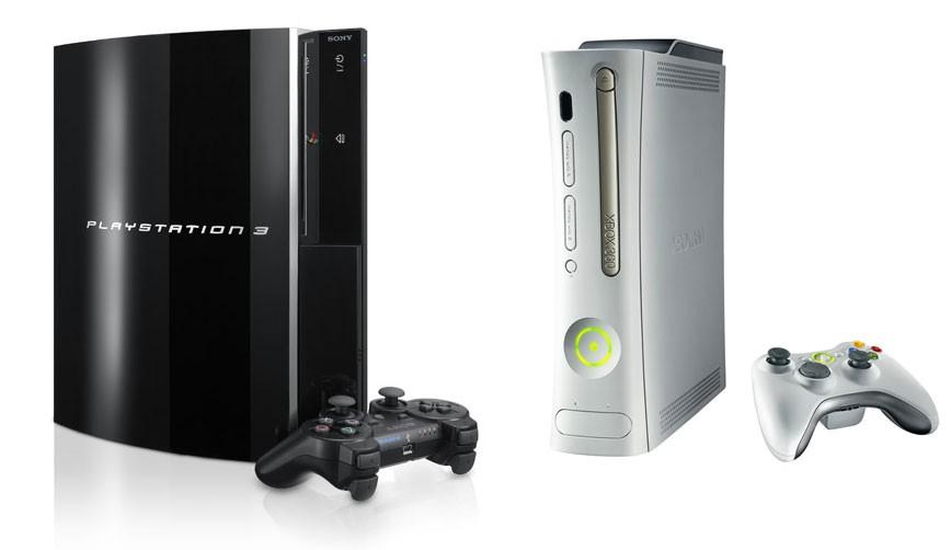 Xbox 360 e PS3 (Foto: divulgação)