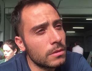 martinuccio chapecoense (Foto: Amanda Kestelman / GloboEsporte.com)
