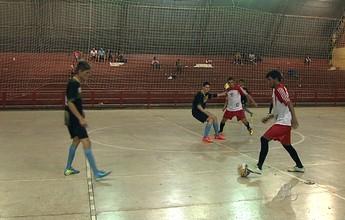 SRT e Rio Branco garantem lugar na 1ª divisão do Acreano de Futsal 2017