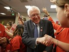 Sanders supera Hillary nas pesquisas de primárias em New Hampshire