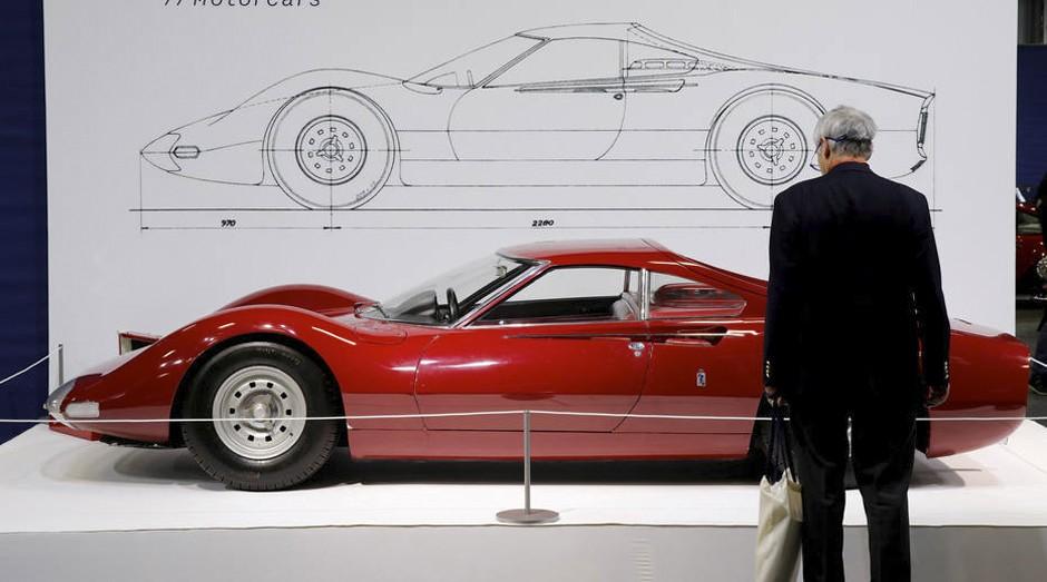 Famosa em carros, Pininfarina é parceira da Cyrella (Foto: Estadão Conteúdo)