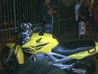 Vigilante morre aps ser baleado (Ronaldo Gomes/EPTV)