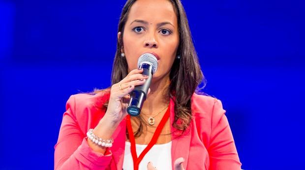 A investidora Camila Farani é co-fundadora do Lab22 e do Mulheres Investidoras Anjo (Foto: Divulgação)
