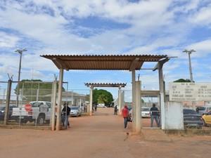 Governo solicitou ajuda do govenro Federal para a reforma total da unidade (Foto: Divulgação/Secom)